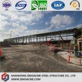Almacén rápido usado común de la estructura de acero de la construcción