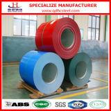 Vorgestrichener galvanisierter Farben-überzogener Stahl der Spulen-PPGI