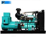 комплект генератора низкой цены фабрики 150kw малошумный тепловозный для сбывания