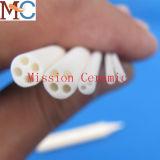 Tubo de cerámica del alúmina de proceso Al2O3 de la precisión