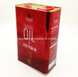 3liters Tin Can für Packaging Cooking Oil