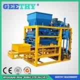 Qtj4-25セメントの煉瓦プラントまたは砂のセメントの煉瓦作成機械