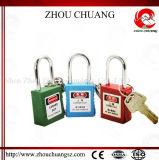 Пользованная ключом сережка стали Zhou Chuang 38mm отличает трудный Padlock