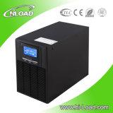 12V 9ah電池が付いている6kVA高周波オンラインUPS