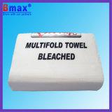 Toalha 100% de papel Multifold da alta qualidade da polpa do Virgin