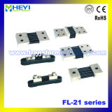 (FL-21) C.C Current Shunt Resistor 5-6000A Ammeter Shunt de Series