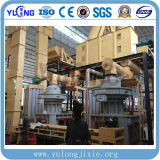 1 طن/ساعة خشبيّ نشارة خشب كريّة طينيّة آلة