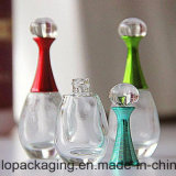 frasco de vidro cosmético de vidro de frasco do frasco de perfume 75ml