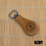ビール西洋ナシ形の木製の栓抜き
