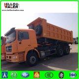 HOWO 25m3 덤프 트럭 371HP 트럭 팁 주는 사람 트럭