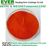 Rivestimento elettrostatico della polvere di colore rosso Ral3020 dello spruzzo