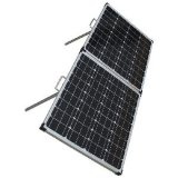 Mono120w Portable Folding Sonnenkollektor für Camping mit Caravan