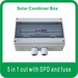 Коробка распределения 5 шнуров входных сигналов солнечная с SPD