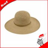 Sombrero de paja de papel del sombrero de Sun de la manera