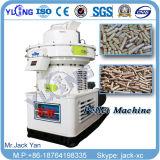 2.5-3t/H 220kw Yulongの生物量エネルギー木製のおがくずの餌機械