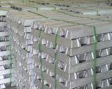A7 lingote de aluminio, lingote 99.7% del Al para la construcción
