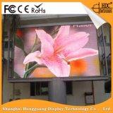 Im Freien farbenreicher hohe Helligkeit P10 LED-Bildschirm