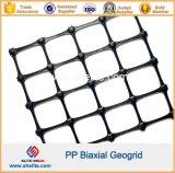 Plastic pp Tweeassige Geogrid Gelijkend op Tensar Bx1200