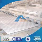 Tarjeta laminada PVC del techo del yeso de la parte posterior del papel de aluminio (S-GYPSUM)