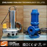 하수 오물 펌프, 폐수 펌프, 스테인리스 잠수정 펌프