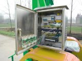 Pequeña plataforma de perforación del receptor de papel de agua del alimentador de Hf100t