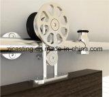 Шикарная стеклянная раздвижная дверь с более допустимый ценой (LS-SDS-512)