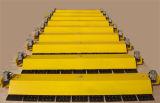 Машина делать коробки Corrugated картона: Двойной обкладчик