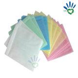 Tissu non-tissé de Spunbond pp pour des couvertures de CD-DVD