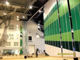 Cloisons de séparation ultra-hautes en aluminium pour l'exposition hall/hôtel/stade/salle de conférences