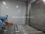 Congelador del túnel de la congelación rápida IQF de la correa del acero inoxidable