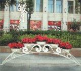 Estante del bastidor del hierro, estante de la flor, estante de la flor