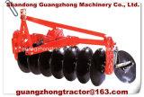 Charrue à disques de ferme/charrue agricoles de disque avec des entraîneurs de la JM Foton Luzhong