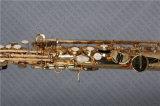 Sassofono del soprano diritto/di livello base (SASS-L)