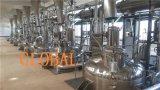Sistema chinês da extração do extrator da erva do aço inoxidável para a folha do Stevia