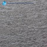ガラス繊維の浴槽の材料によって切り刻まれる繊維のマット