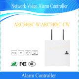 Regulador video de la alarma de la red sin hilos de los telclados numéricos de Dahua 8 (ARC5408C-CW)