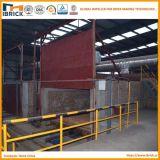自動煉瓦プロジェクト機械粘土の煉瓦トンネルキルンのプラント
