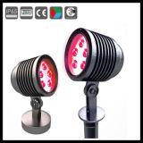 5X1with5X3w IP65 Licht der Garten-Spitzen-LED