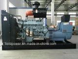 комплект генератора 1000kVA Yuchai звукоизоляционный тепловозный