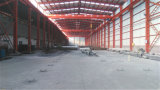 Gruppo di lavoro chiaro prefabbricato della struttura d'acciaio della parete del parapetto (KXD-SSW99)