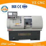 Mini precio de la máquina del torno del CNC Ck6432