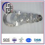 Borde del borde Ss304 Ss316 Ss201 del cuello de la soldadura a tope del estruendo