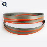 La fascia bimetallica M51 le lame per sega per l'acciaio inossidabile di taglio