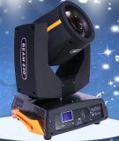 Viga de la luz 330W de la etapa del LED y luz principal móvil del punto