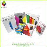 2016 venta caliente del teléfono móvil de papel rígido caja de empaquetado