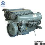 Moteur diesel durable F6l912 pour des machines de construction