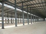 Geländer-Wand-vorfabrizierte helle Stahlkonstruktion-Werkstatt (KXD-SSW99)