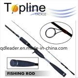 Pesca Rod de la estrella del aparejo de tamaño