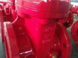 UL / FM Absperrschieber 200 psi-OS & Y-Typ mit Flansch End