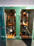 機械ケーブル機械をねじる縦の二重ボビンの背部ケーブル